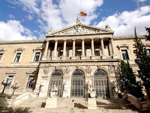 Biblioteca Nacional de España. Bibliotecas Nacionales.